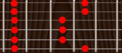 pentatonic scale position 1